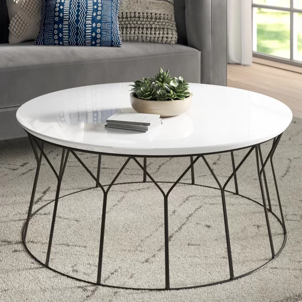 Alcott Coffee Table In 2020 Stone Coffee Table Coffee Table