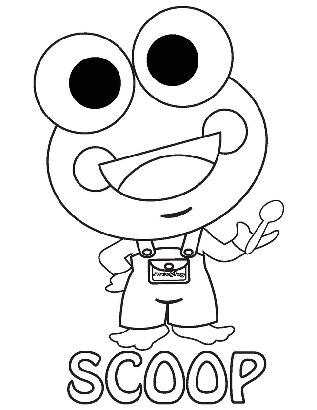 Https Imajikreatif Blogspot Com 2019 03 Sweet Frog Coloring Contest Win Some Html Coloring Contest Sweet Frog Frog Coloring Pages