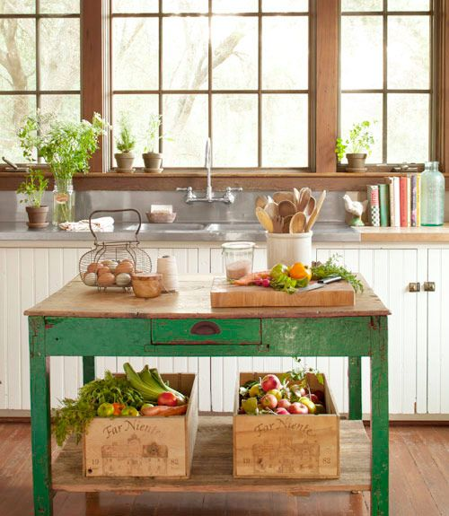 Love The Island It Looks Easy To Build I Like The Open Produce Beauteous Kitchen Table With Storage Underneath Review
