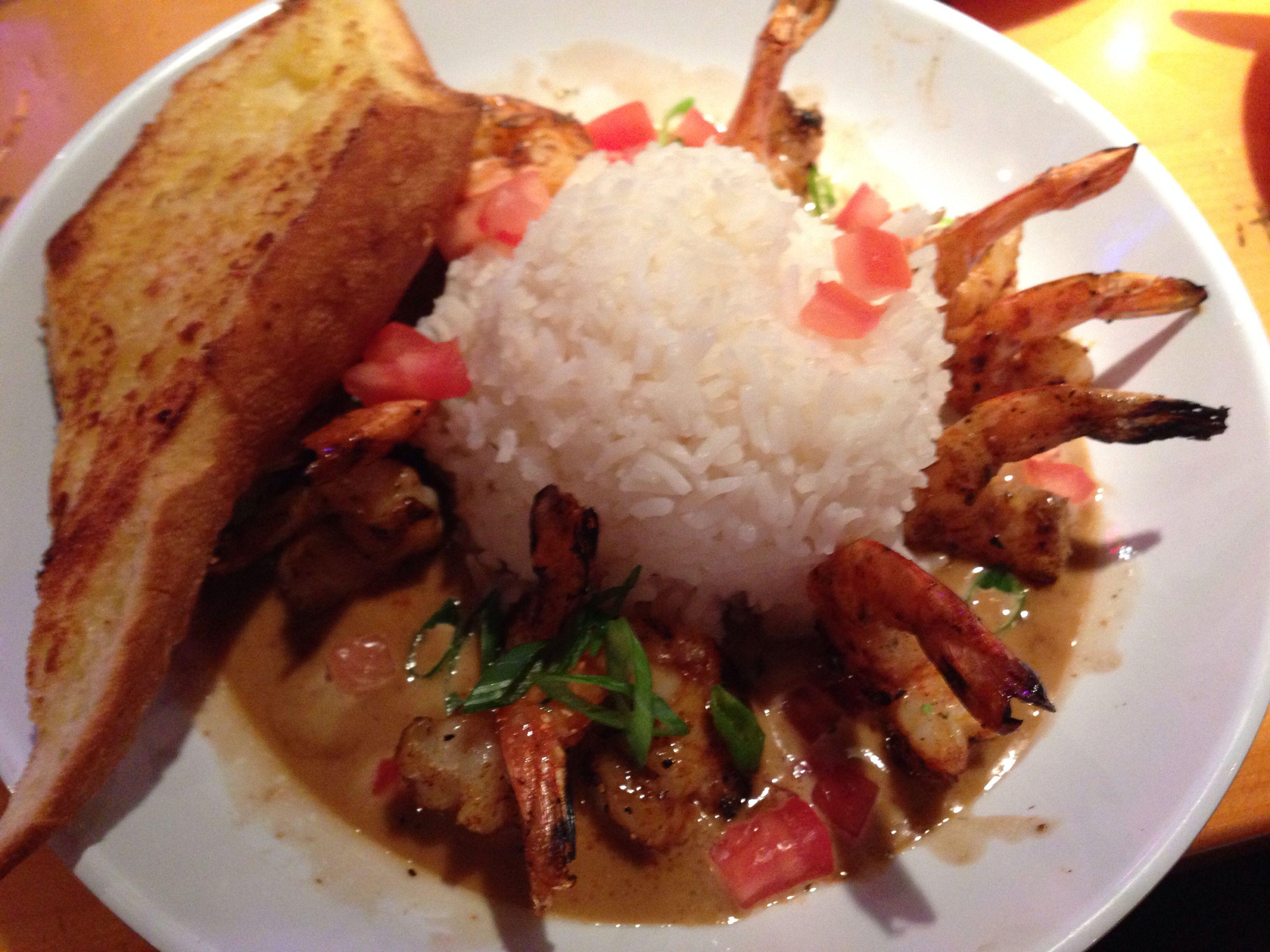 Shrimp New Orleans #BubbaGump