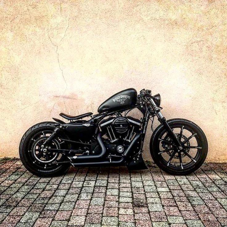 Bobber Bobberbrothers Motorrad Harley Benutzerdefinierte