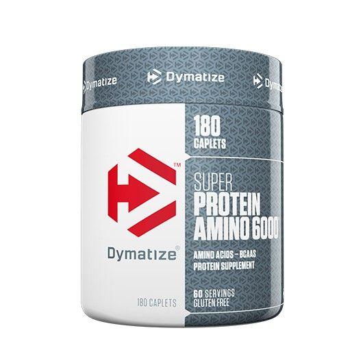 In offerta su Bodynutrition.biz:  Dymatize Super Amino 6000mg 180 tabs 17,04 €      #bodynutritionbiz  #Dymatize #bodynutrition