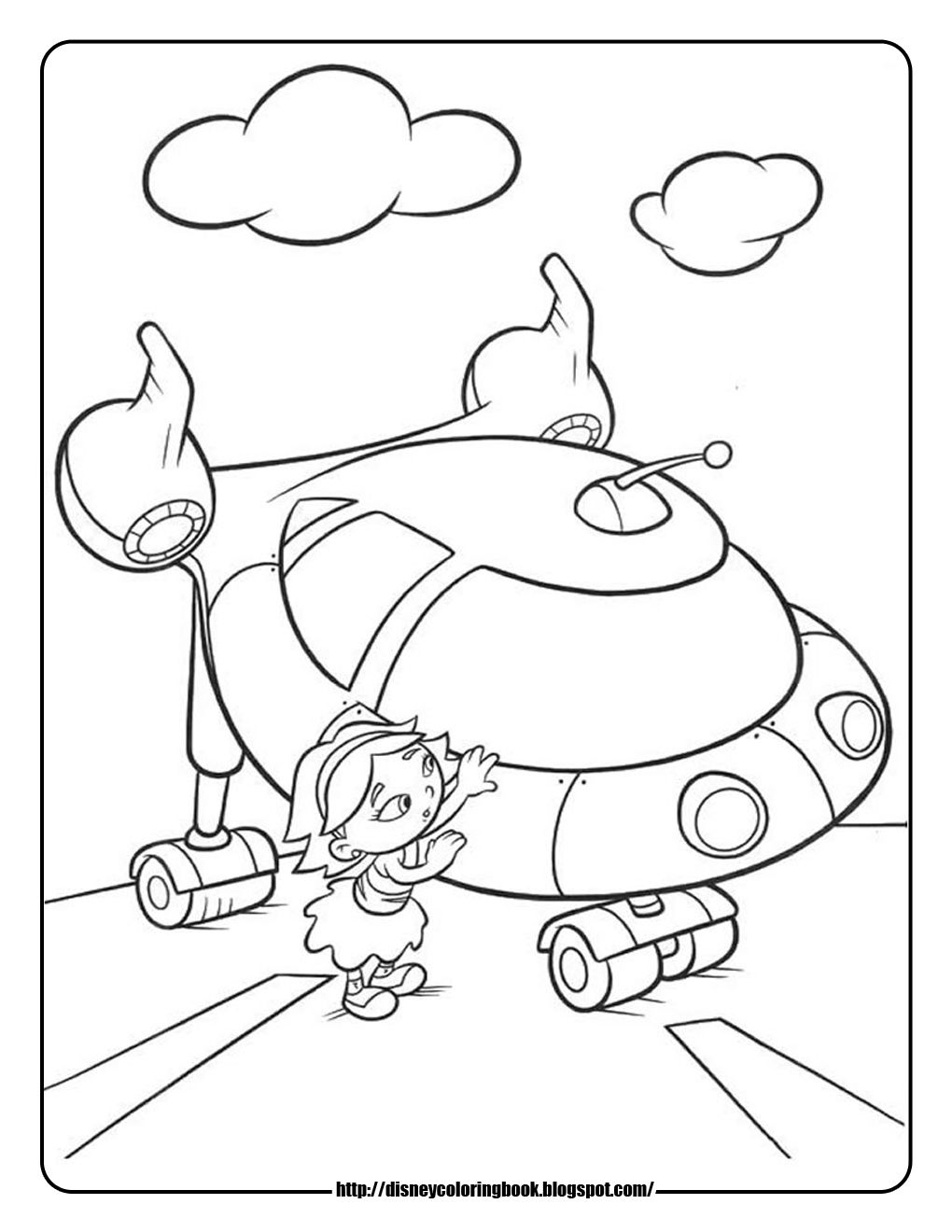 Pin By Elsie Poser On Little Einsteins Les Petits Einstein Cool Coloring Pages Toddler Coloring Book Cartoon Coloring Pages