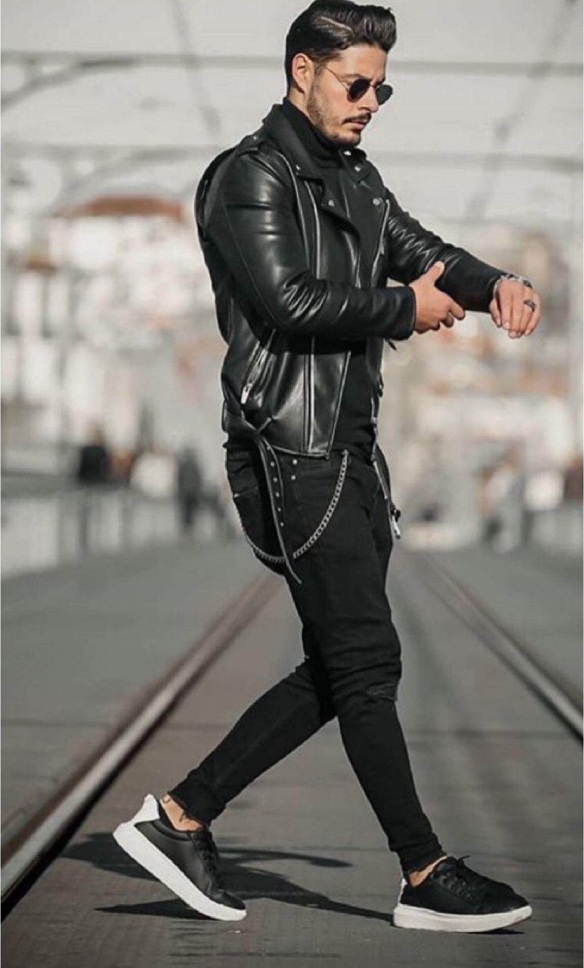 Épinglé par Mohamed Betouar sur Style homme en 2019