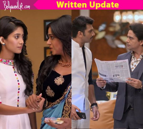 Yeh Rishta Kya Kehlata Hai 22nd May 2017 Written Update of Full