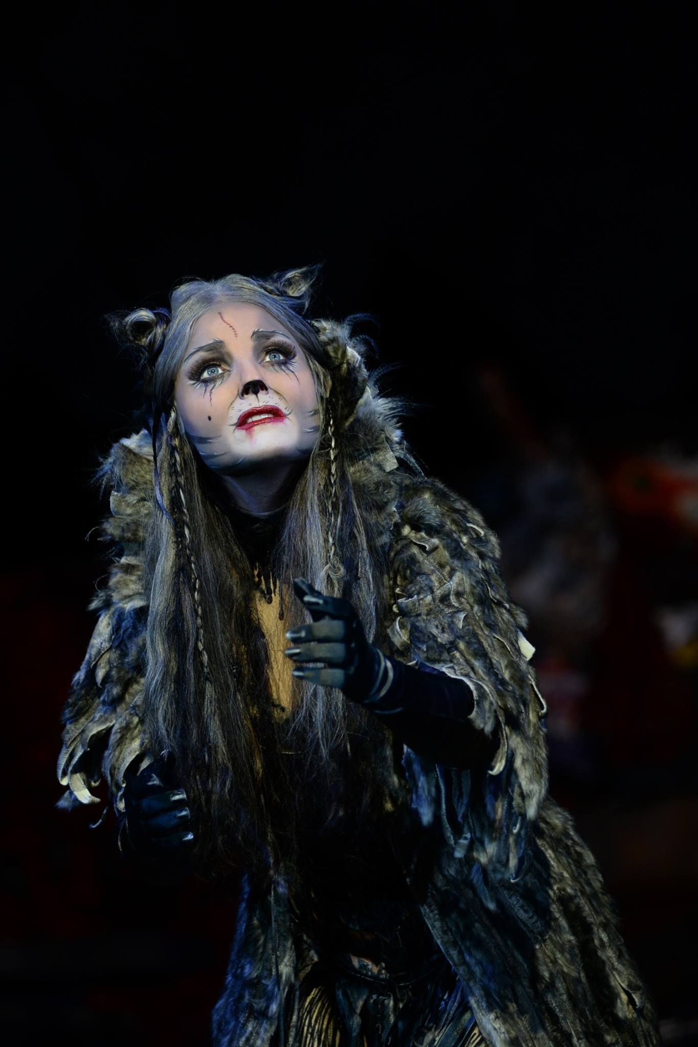 Grizabella Cats the Musical On Tour Cats the musical