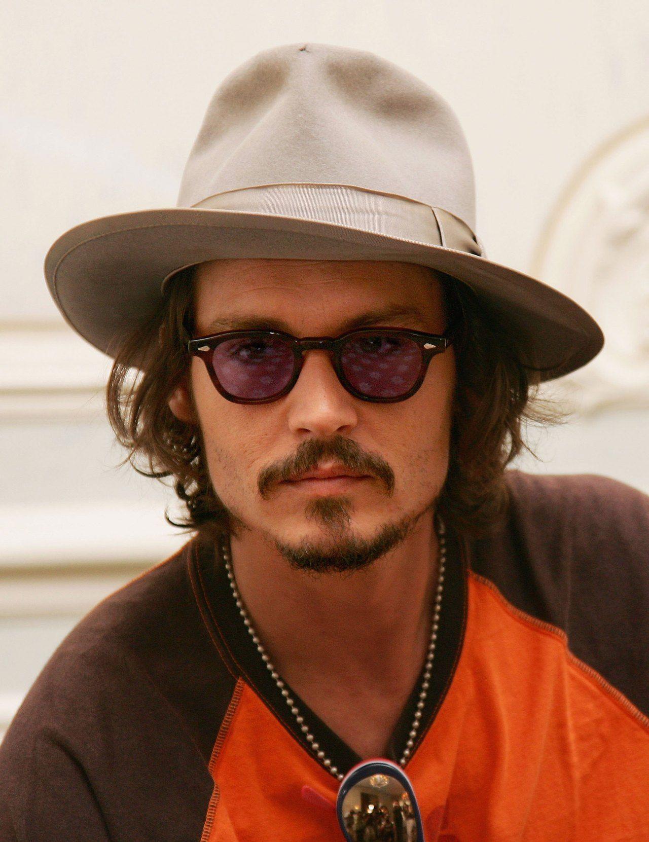 salvare a0f09 89298 Johnny Depp Sunglasses Moscot | La Confédération Nationale ...