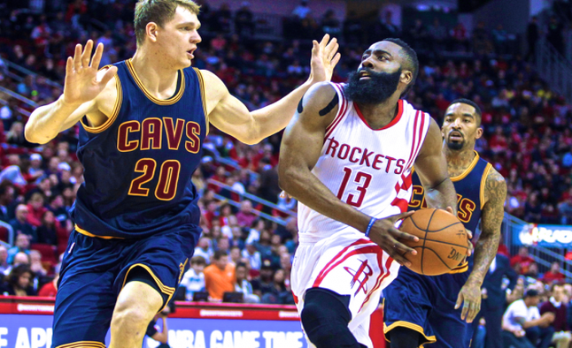 NBA Pick Count On Rockets To Fly Over LeBronless