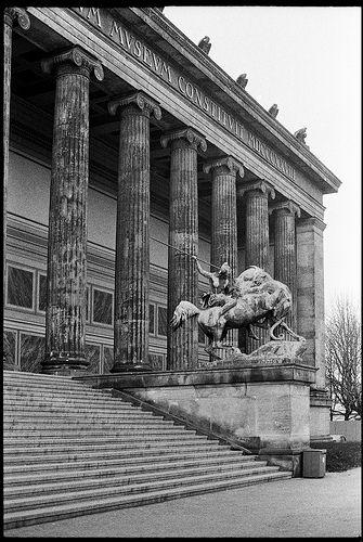 Schinkel - Altes Museum - Berlin