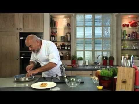 Tip van de Chef - Toastchampignon