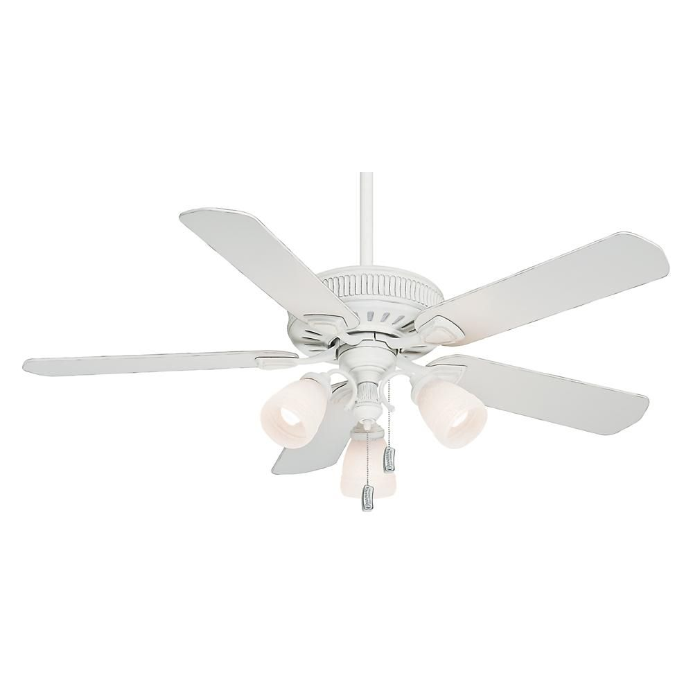 54 Quot Ceiling Fan With Light 15qw8 Bright Light Design