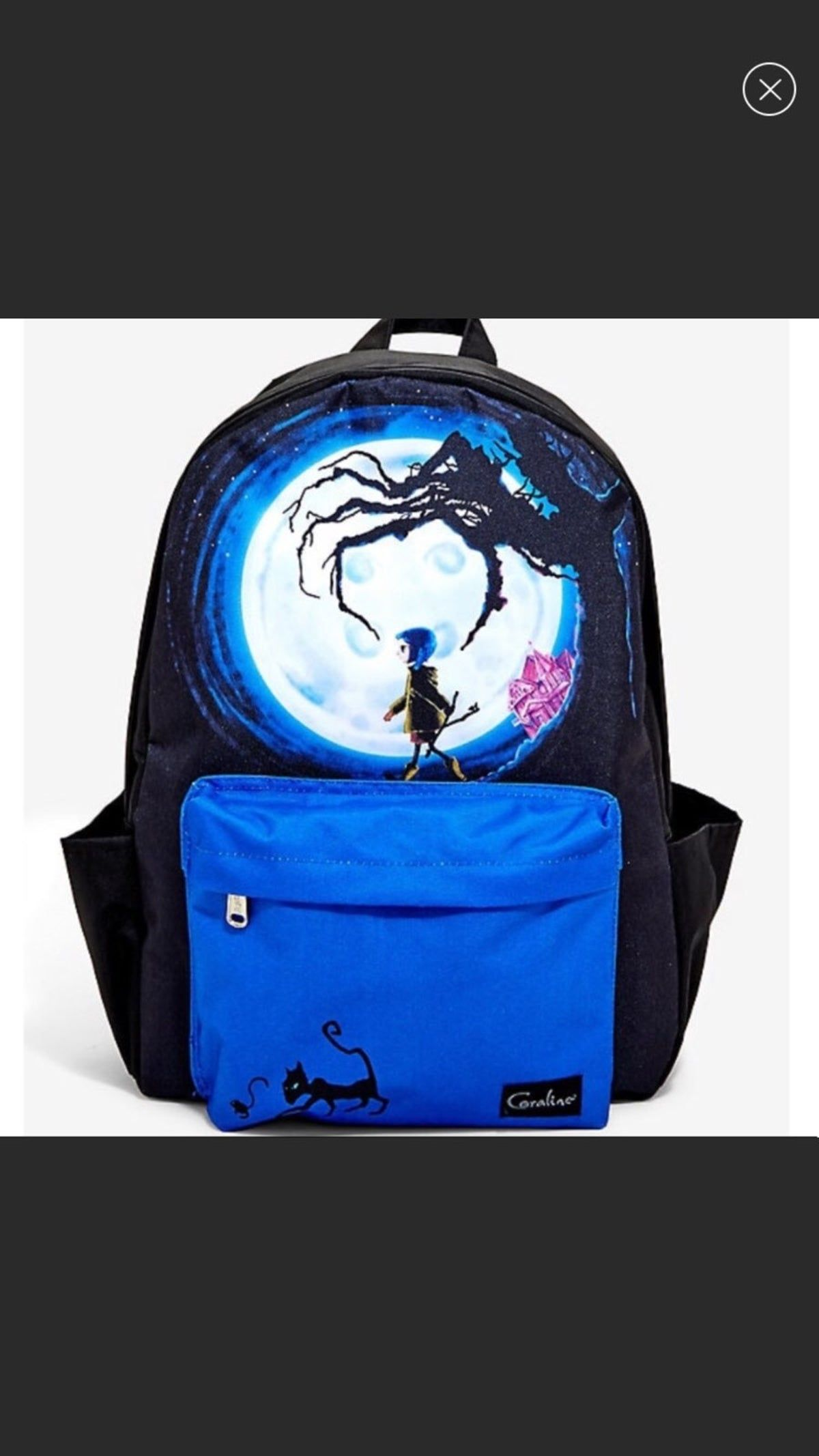 Loungefly Coraline Backpack In 2020 Coraline Coraline Doll Backpacks