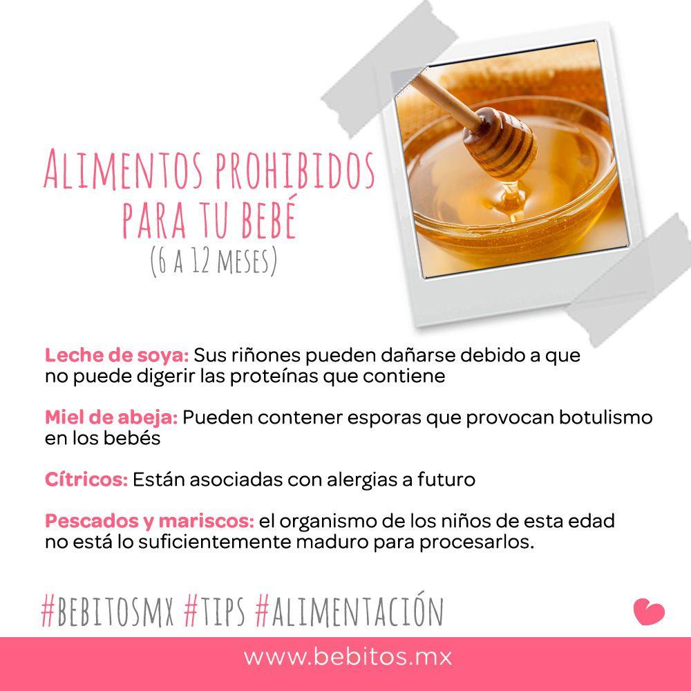 Alimentos prohibidos para tu beb salud embarazo beb s mam s nutrici n - Embarazo y alimentos prohibidos ...