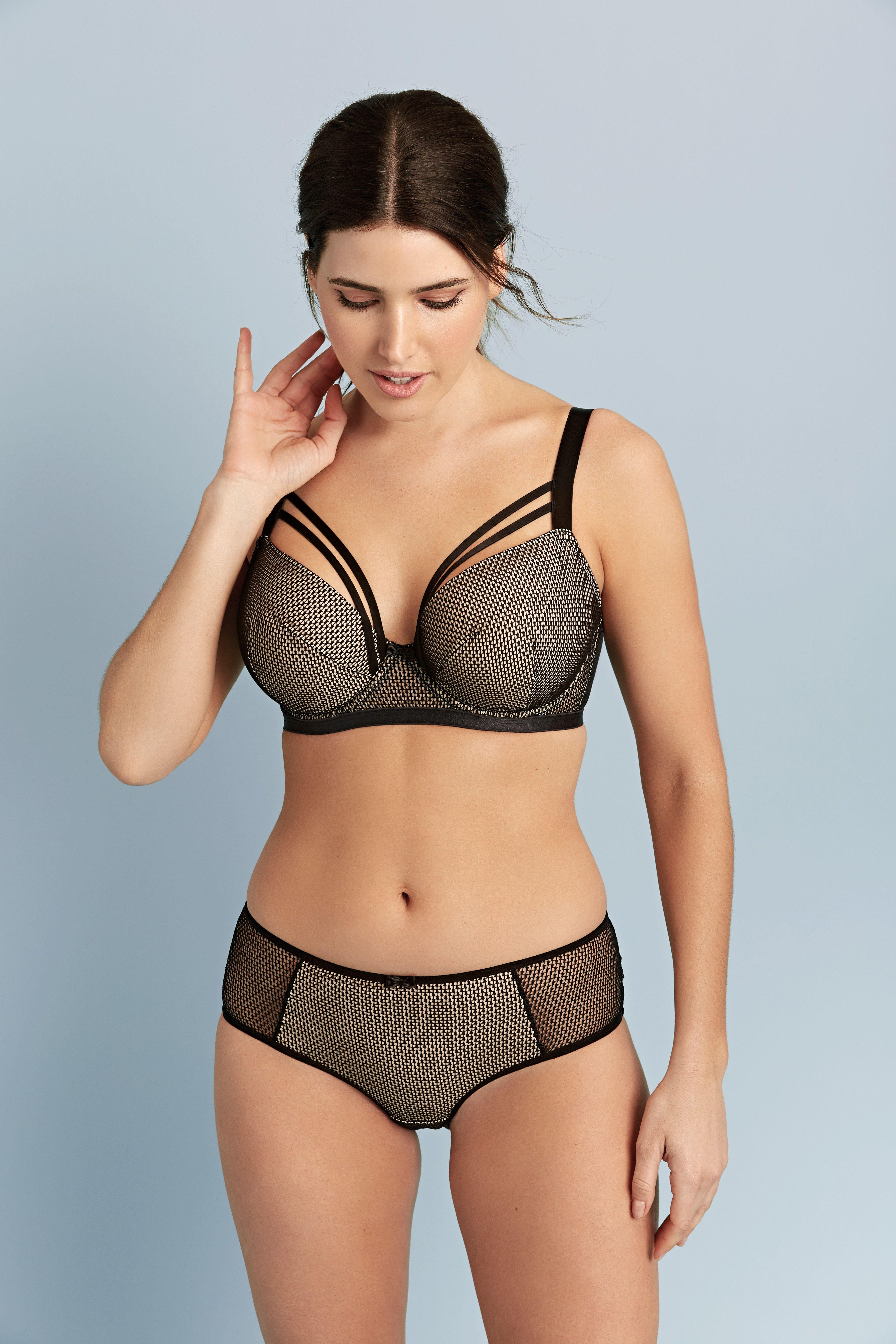 4511d1575ad3 Jinx bra (by Curvy Kate) Lingerie Styles, Lingerie Sets, Bravissimo, Plunge