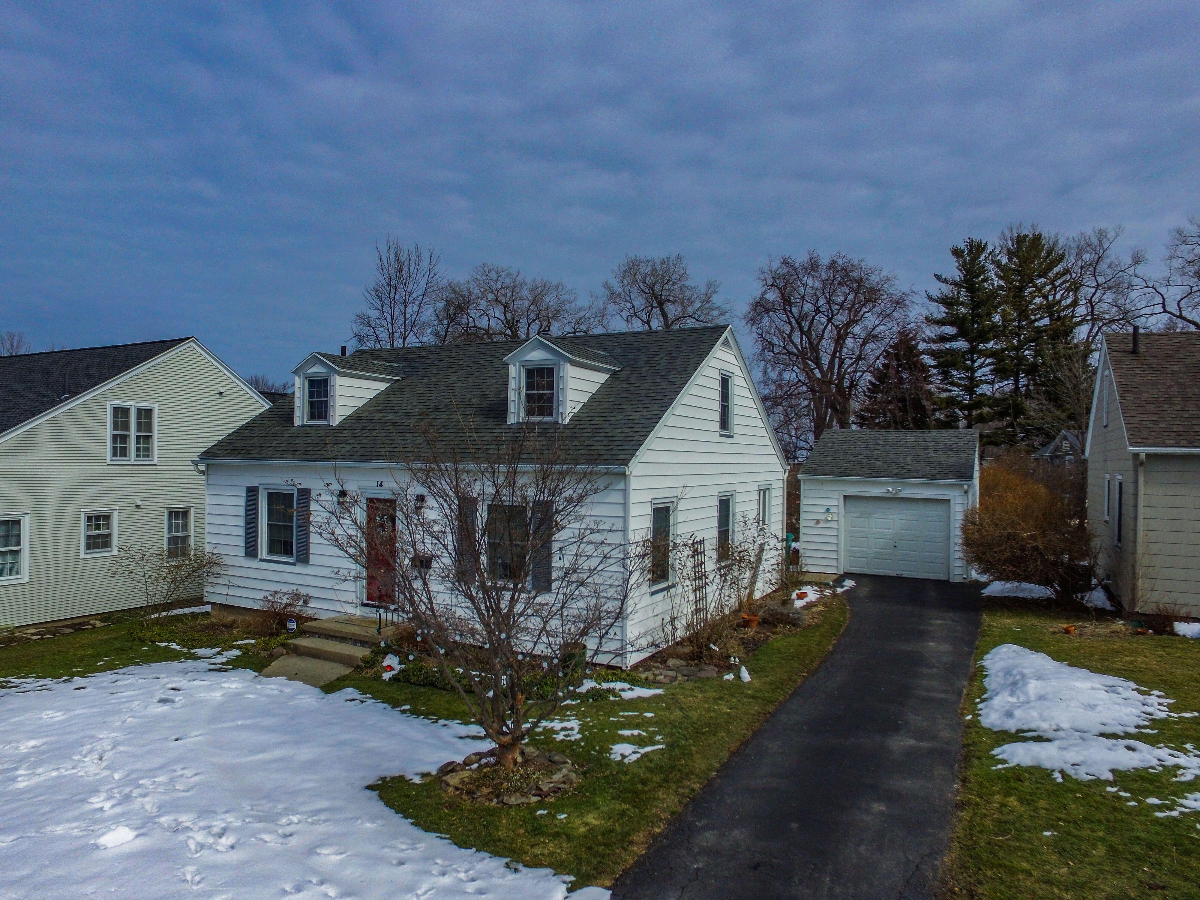 14 North Terrace Rochester NY 14617 | Cape