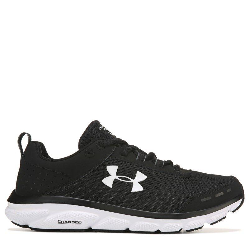 Medium/Wide Running Shoes (Black