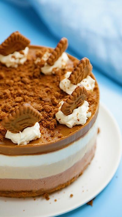 Biscoff Cheesecake ~ Recipe