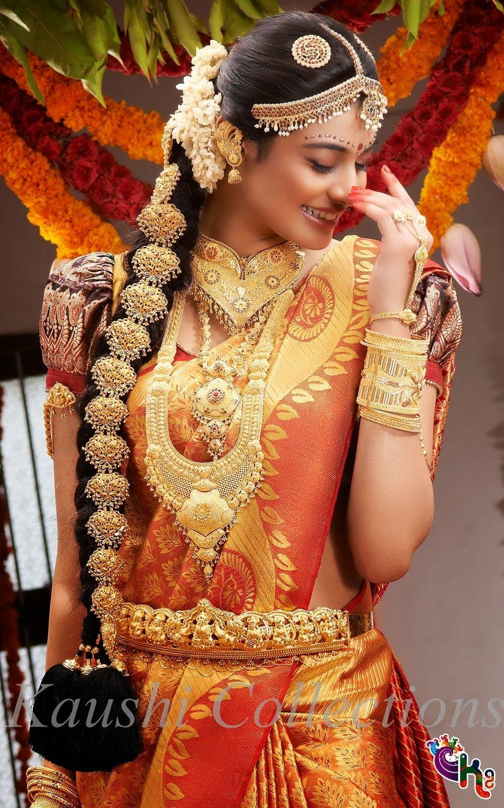 df7c35f64f Kaushi Collections: How to choose Wedding sarees | Women's Wedding ...