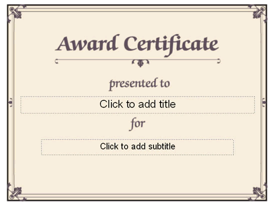 Award certificate templates free bing images award certificate award certificate templates free bing images yelopaper Image collections