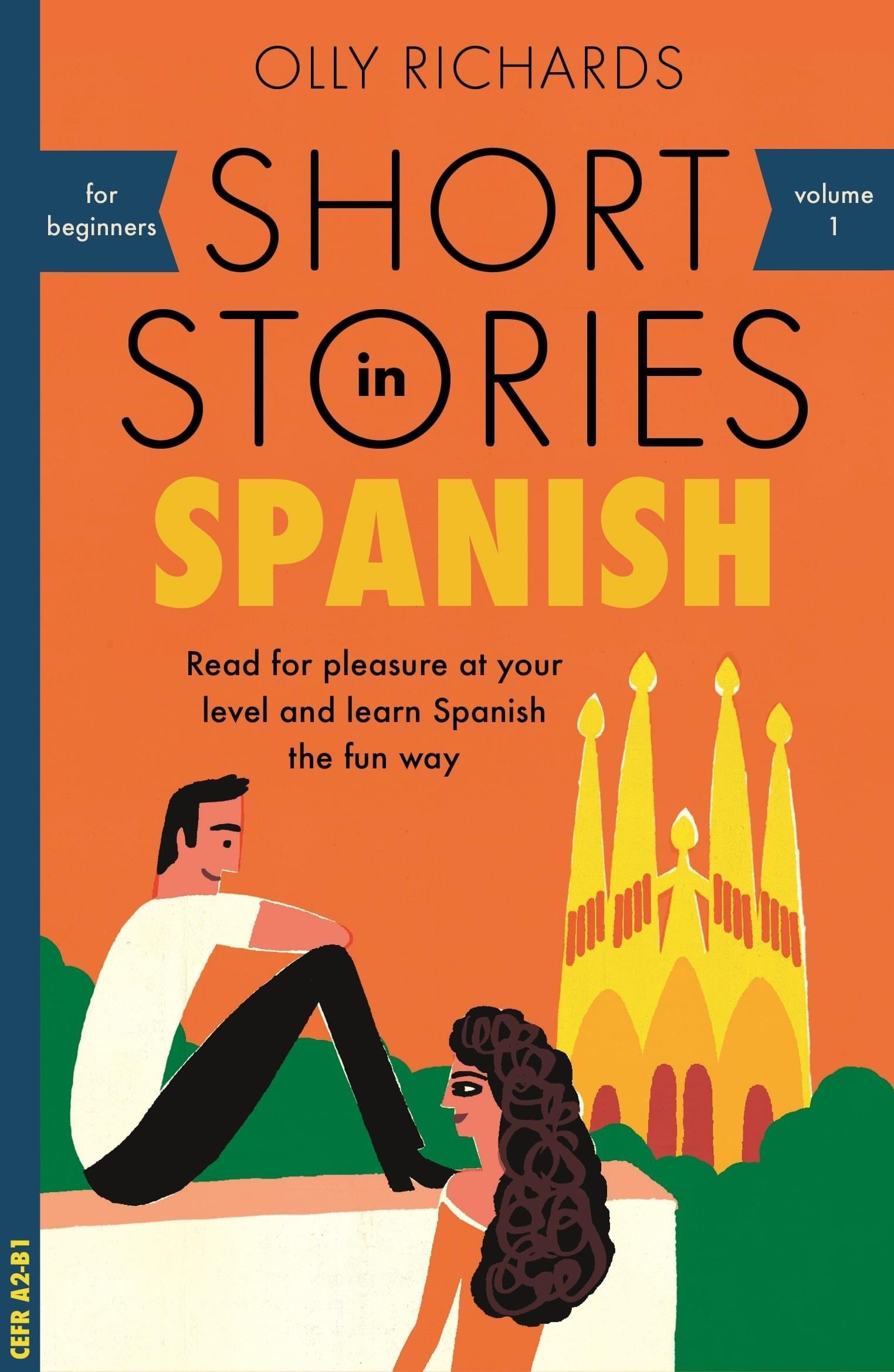 Short Stories For Beginners Olly Richards in 2019