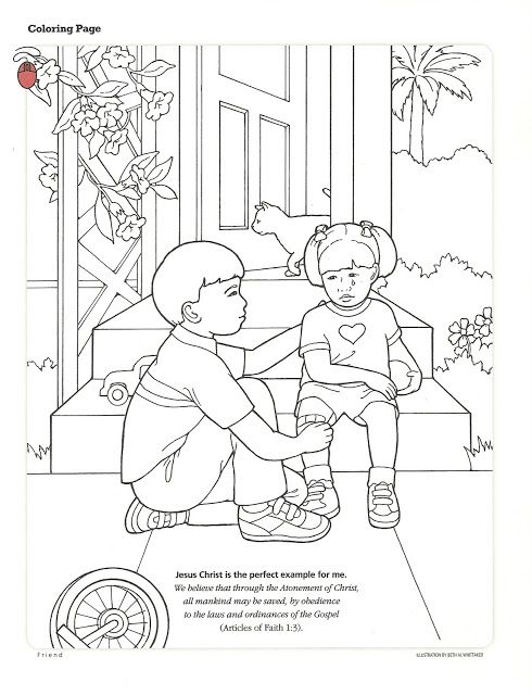 Happy Clean Living: Primary 3 Lesson 23 Great site for colouring ...