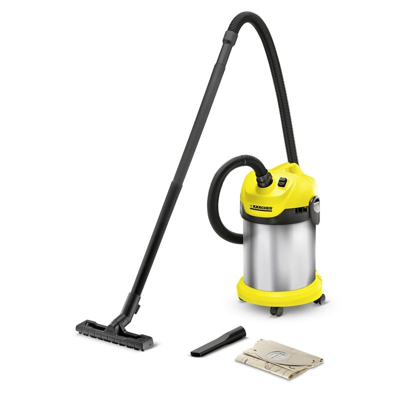 Find Karcher 20l Wd2 Wet And Dry Vac At Bunnings Warehouse Visit Your Local Store For The Widest Range Of Tools Products Wet Dry Vacuum Wet And Dry Vacuum