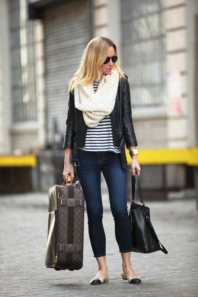 Let's Go on a Trip! {Travel Style} via BrooklynBlonde.com / @Elena Kovyrzina Navarro Glazer