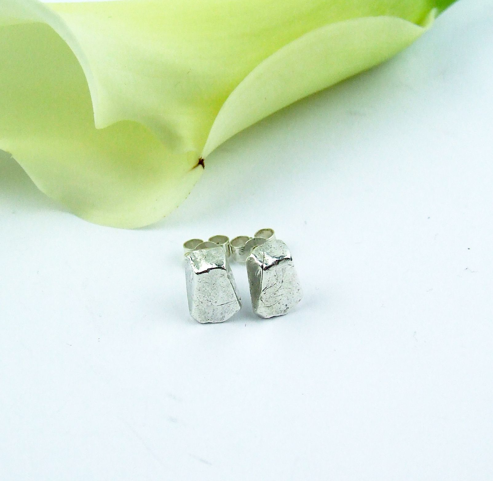 939e6e9ee SQUARE Earrings £95, made from Ecosilver! www.mariebeatricecollection.com