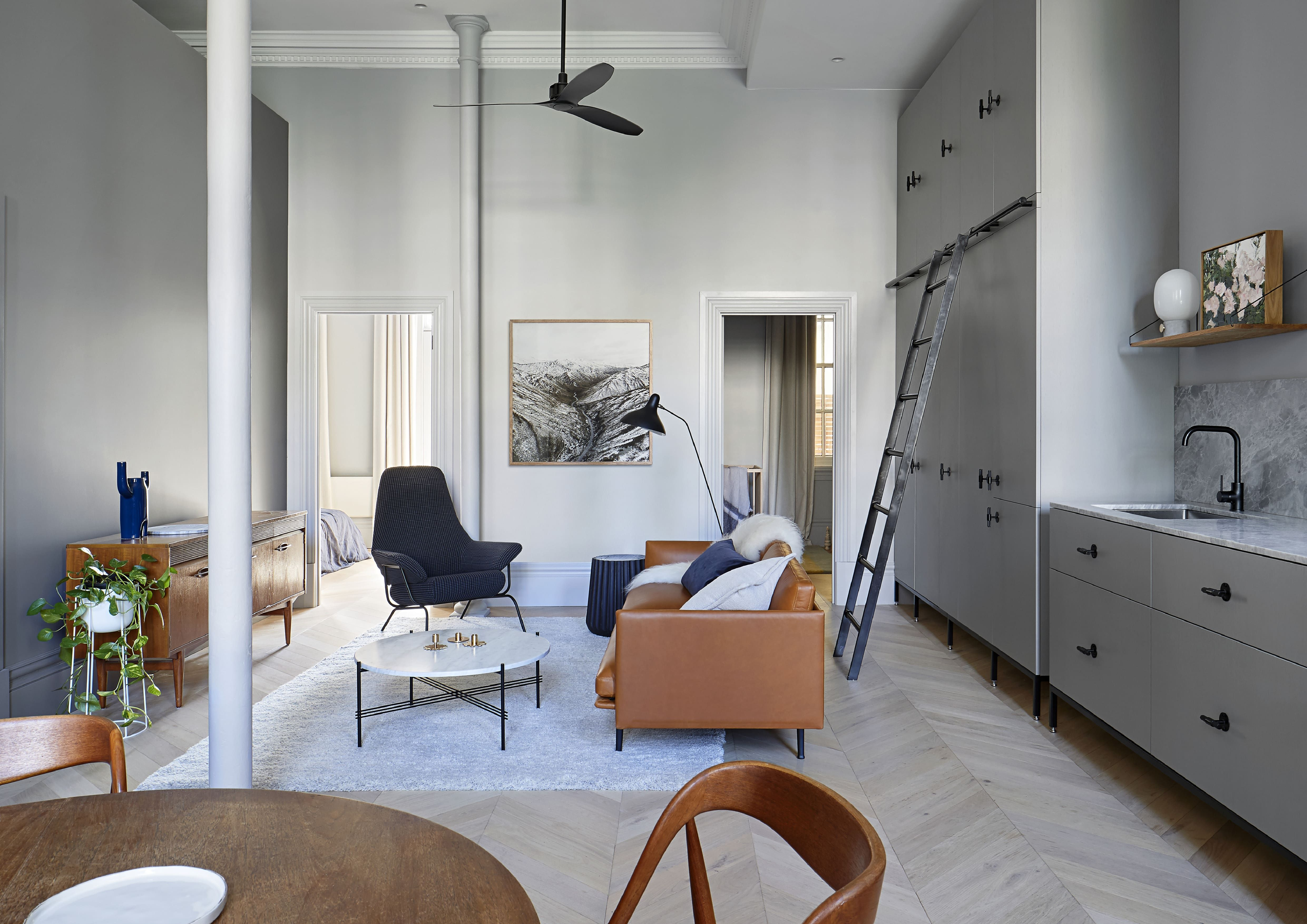 Kew Apartment By Techne Local Australian Innovative Appliances