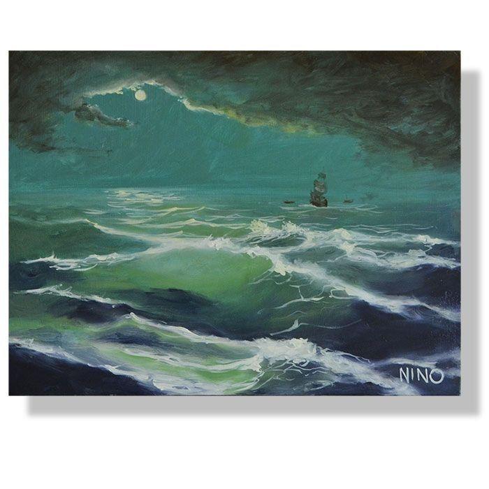 Pinturas Artes Plásticas Óleo sobre tela quadro decoração pintura ...