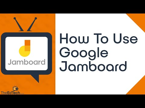 How To Use Google Jamboard Tutorial Youtube In 2020 Google Classroom Resources Interactive Classroom Teacher Technology Tools