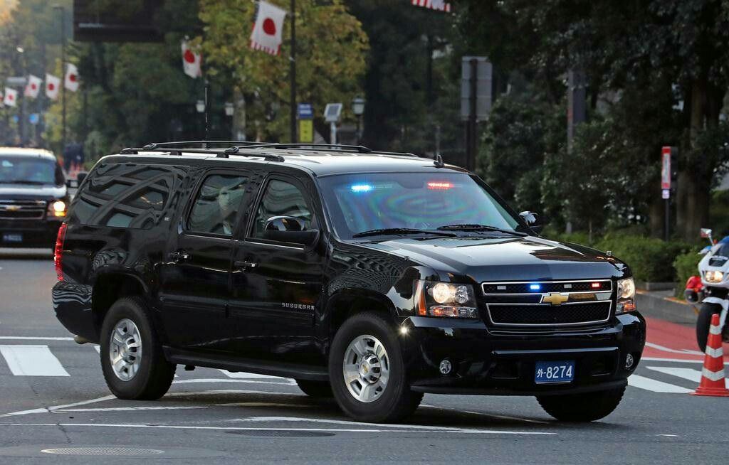 Pin By Kyle Thompson On Suvs Trucks Police Cars Police Chevy Tahoe