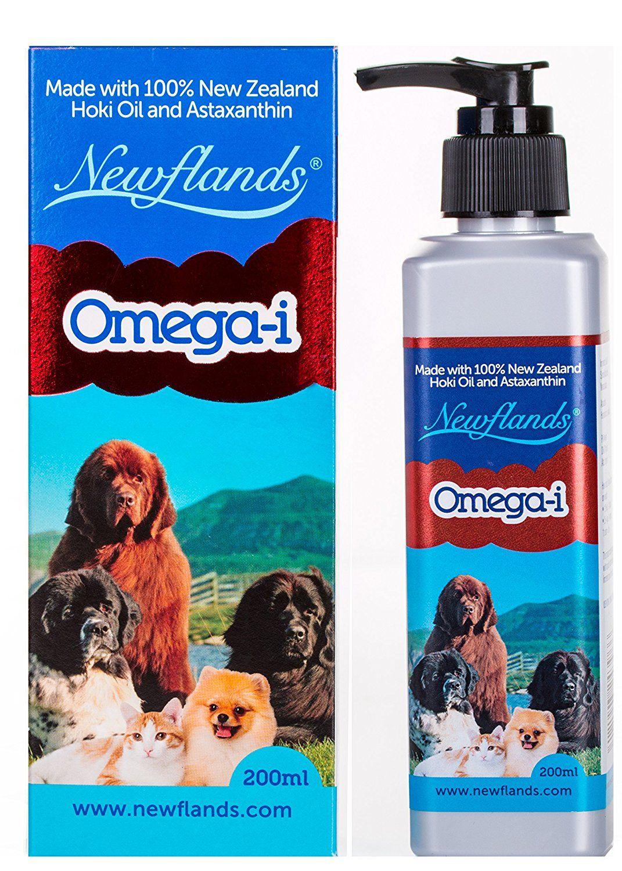 Newflands Omegai Oil 6.76oz (200ml) Natural Fish Oil Food