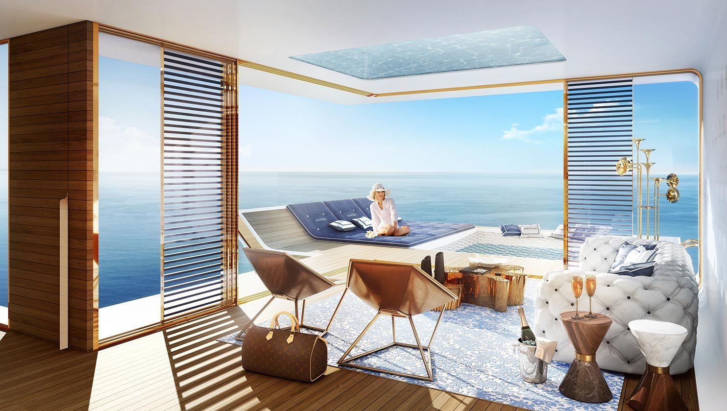 Ces maisons flottantes de luxe très prisées des millionnaires - Insolite | LaVieImmo.com