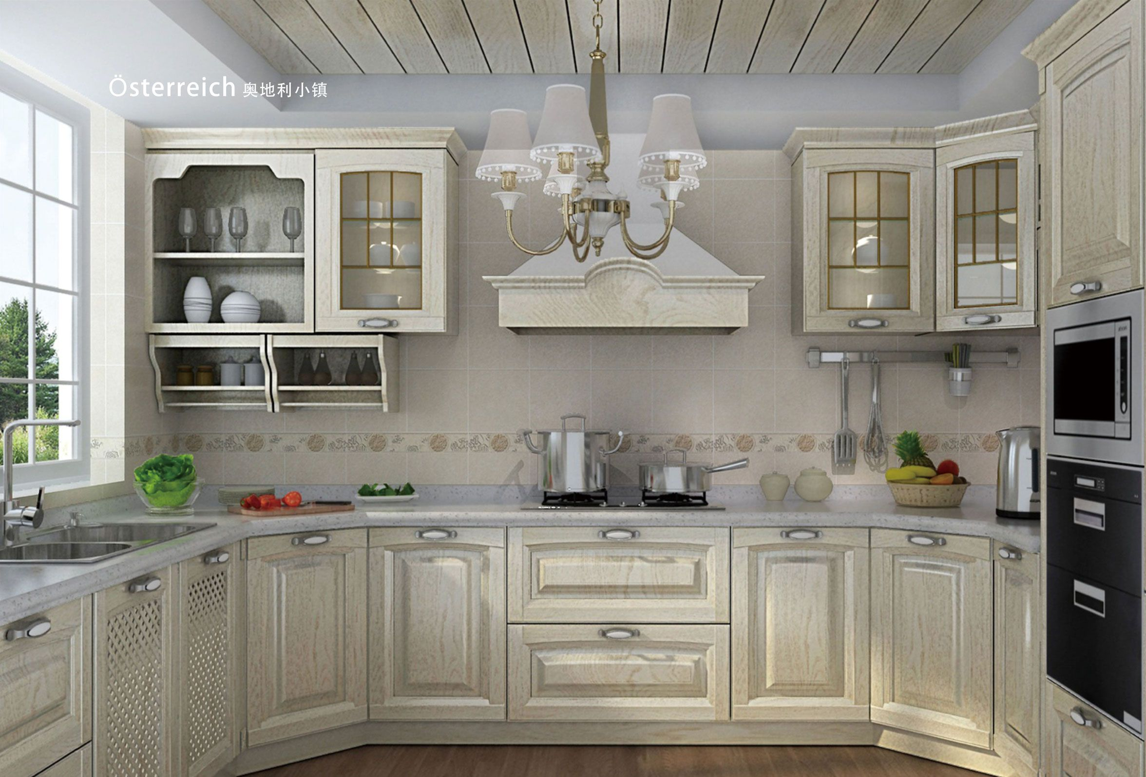 Yalig Solid Wood Kitchen Cabinet Kitchen Cabinets Kitchen Cabinet Manufacturers Solid Wood Kitchen Cabinets