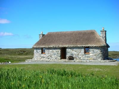 The cottage is called The Shieling and is a luxury self catering ...