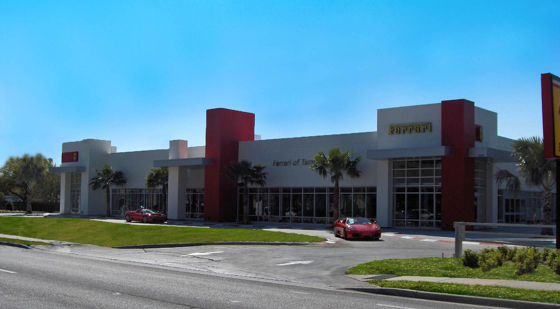 Ferrari of Tampa Bay House styles, Building, Tampa bay