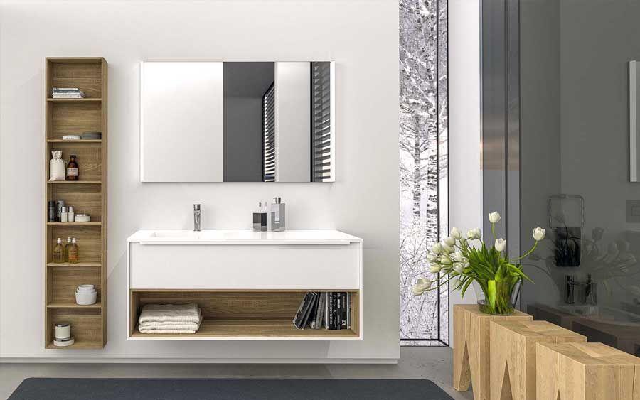 Mobile serie manhattan berloni bagno collezione mobili bagno di