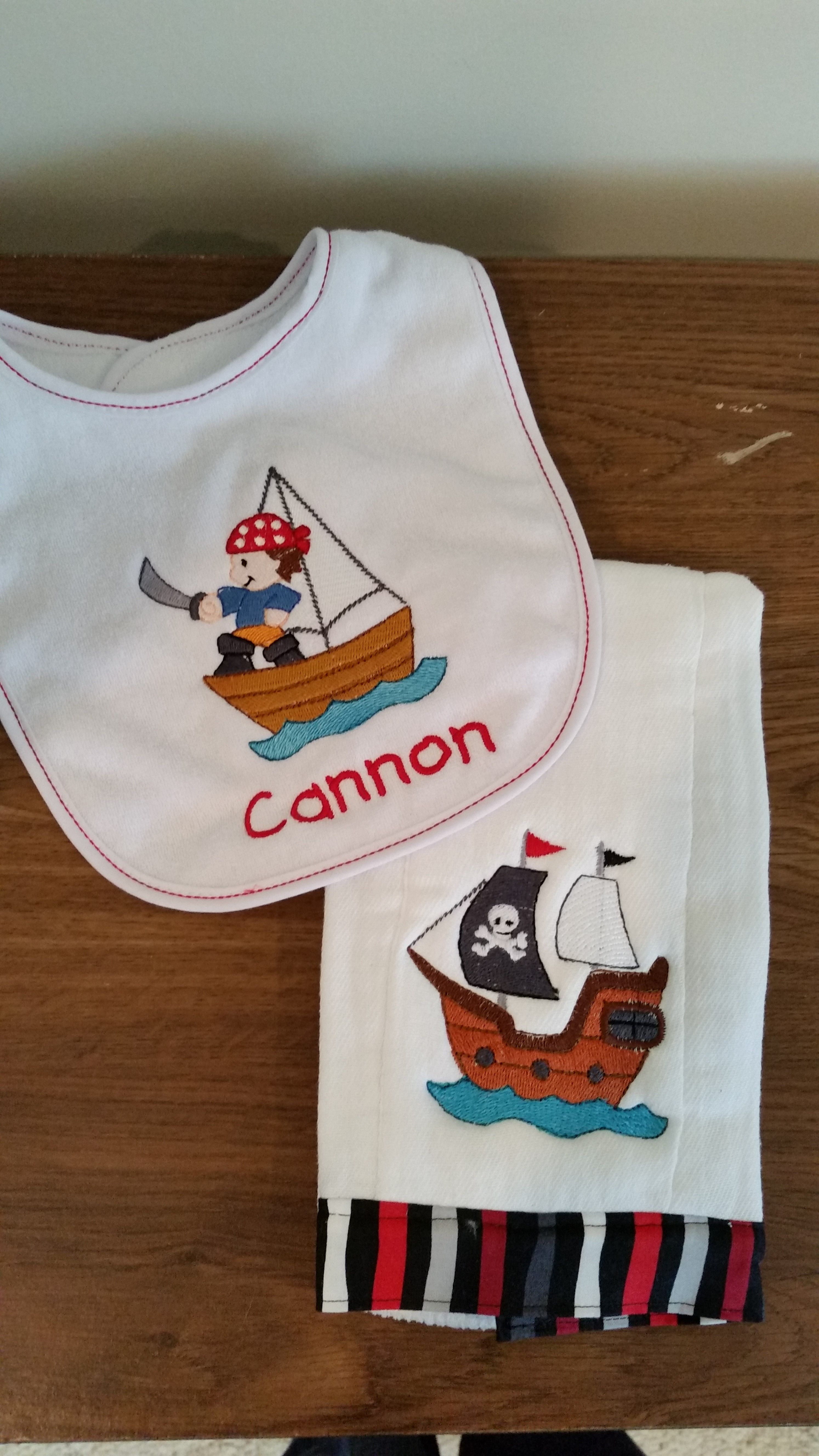 Baby boy pirate gift set pirate gifts children baby boy