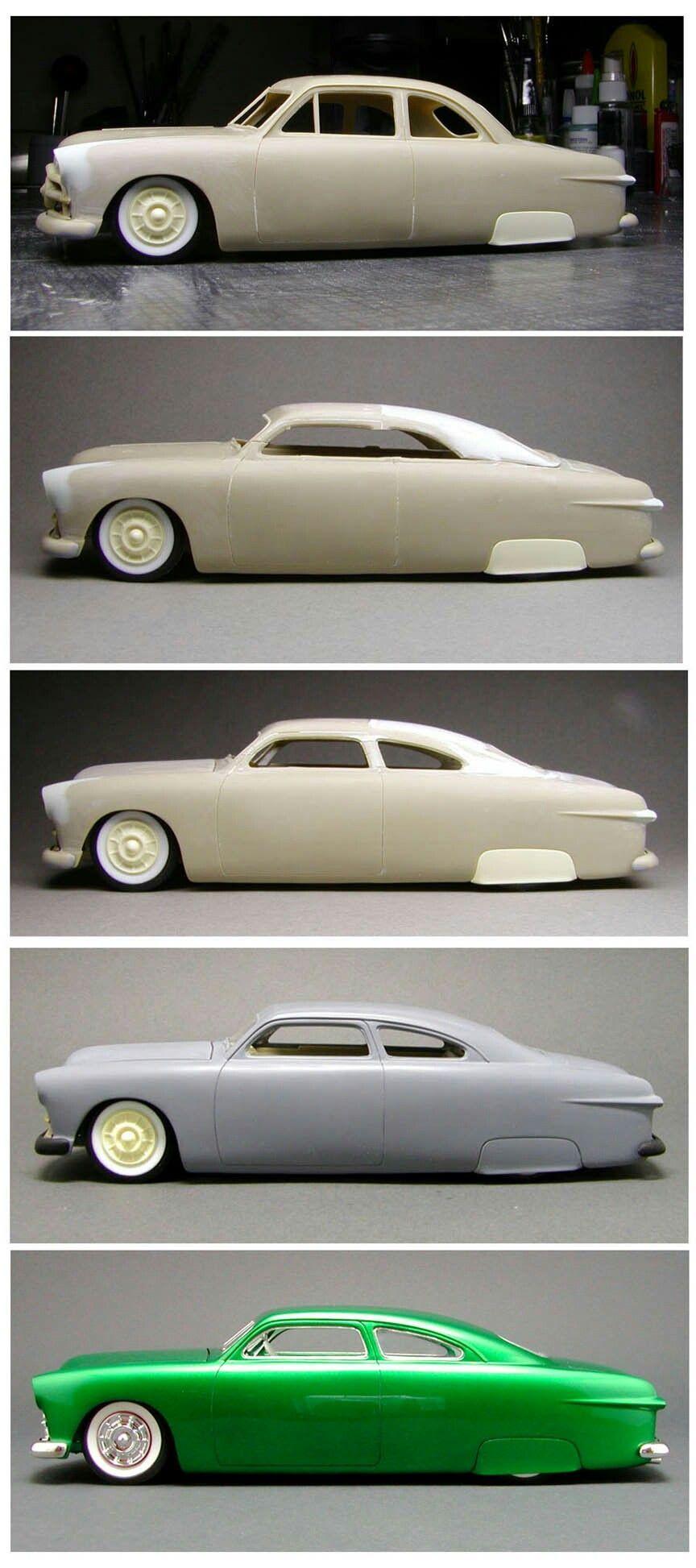 49 shoe box kustom model really nice racing rc car http