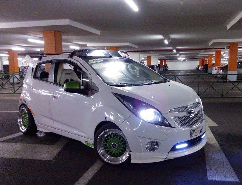 Bbs Spark Gt White Coches Personalizados Autos Modificados