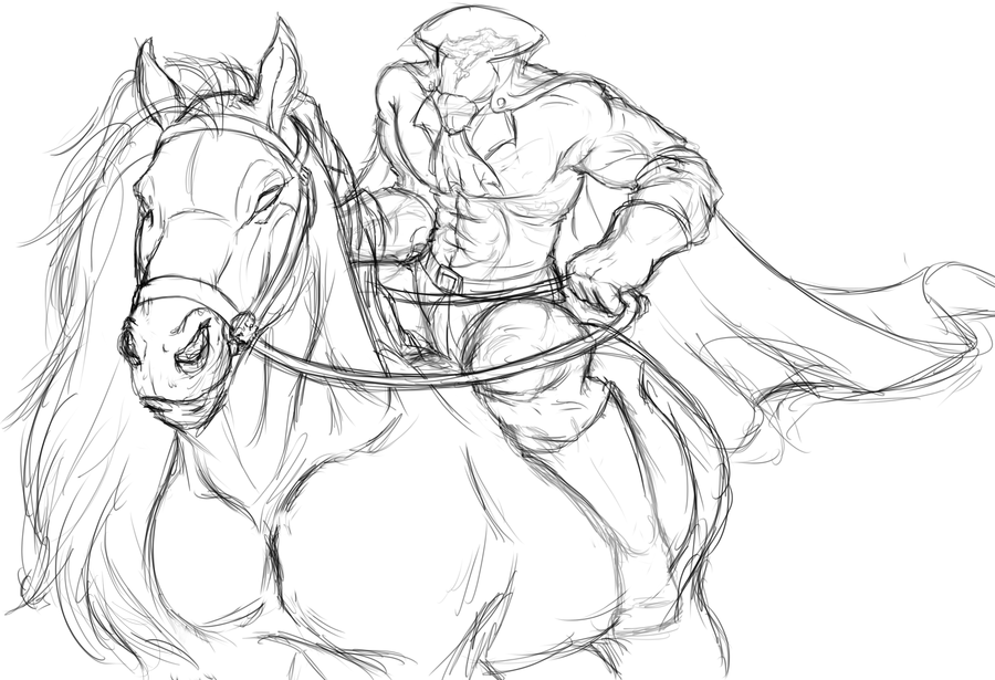 Download Or Print This Amazing Coloring Page Headless Horseman Coloring Page Headless Horseman Sleepy Hollow Halloween Horror Drawing