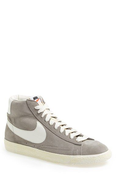 nike blazer mid hi suede sneaker men available at nordstrom rh pinterest com nike blazer low womens nordstrom nike blazer low lx nordstrom