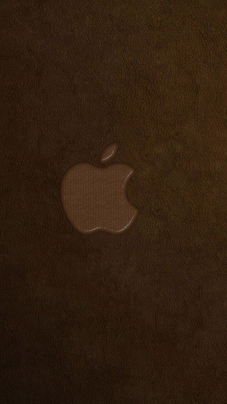 iPhone 6 Blue and Green Apple Logo Wallpaper Plus - Bing images ...