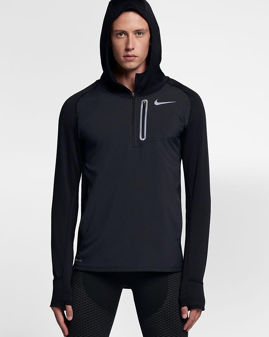 Nike Mens Running Hoodie