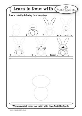 Learn-to-Draw-RABBIT