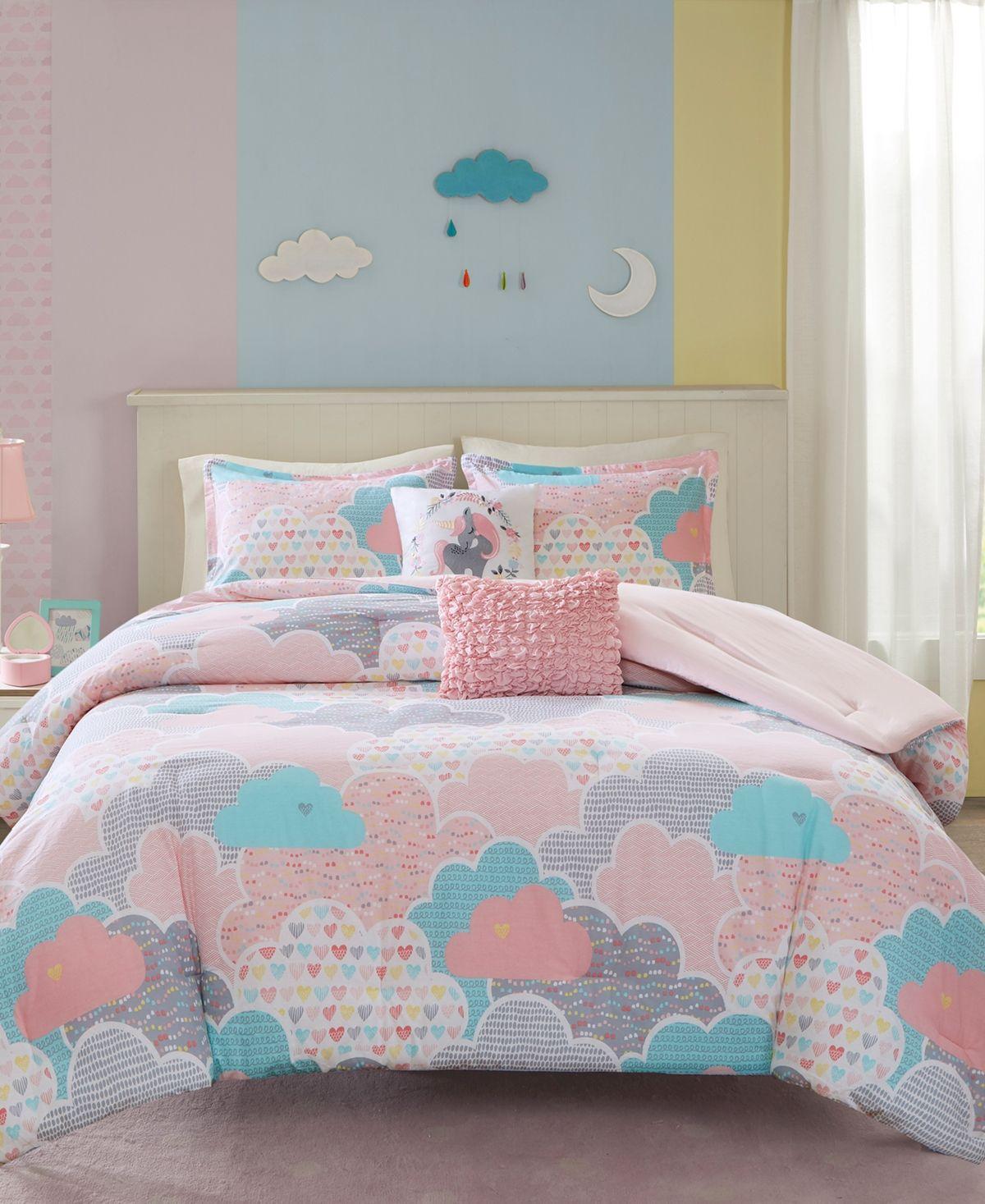 Urban Habitat Kids Cloud Duvet Cover Set Pink