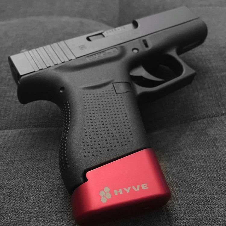 HYVE Technologies Base Pad for Glock For Glock 43 Glock Mods, Parts ...