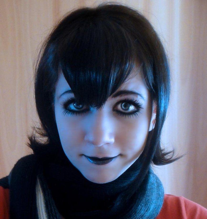 This Cosplay makeup looks so much like Mavis. Look created ...