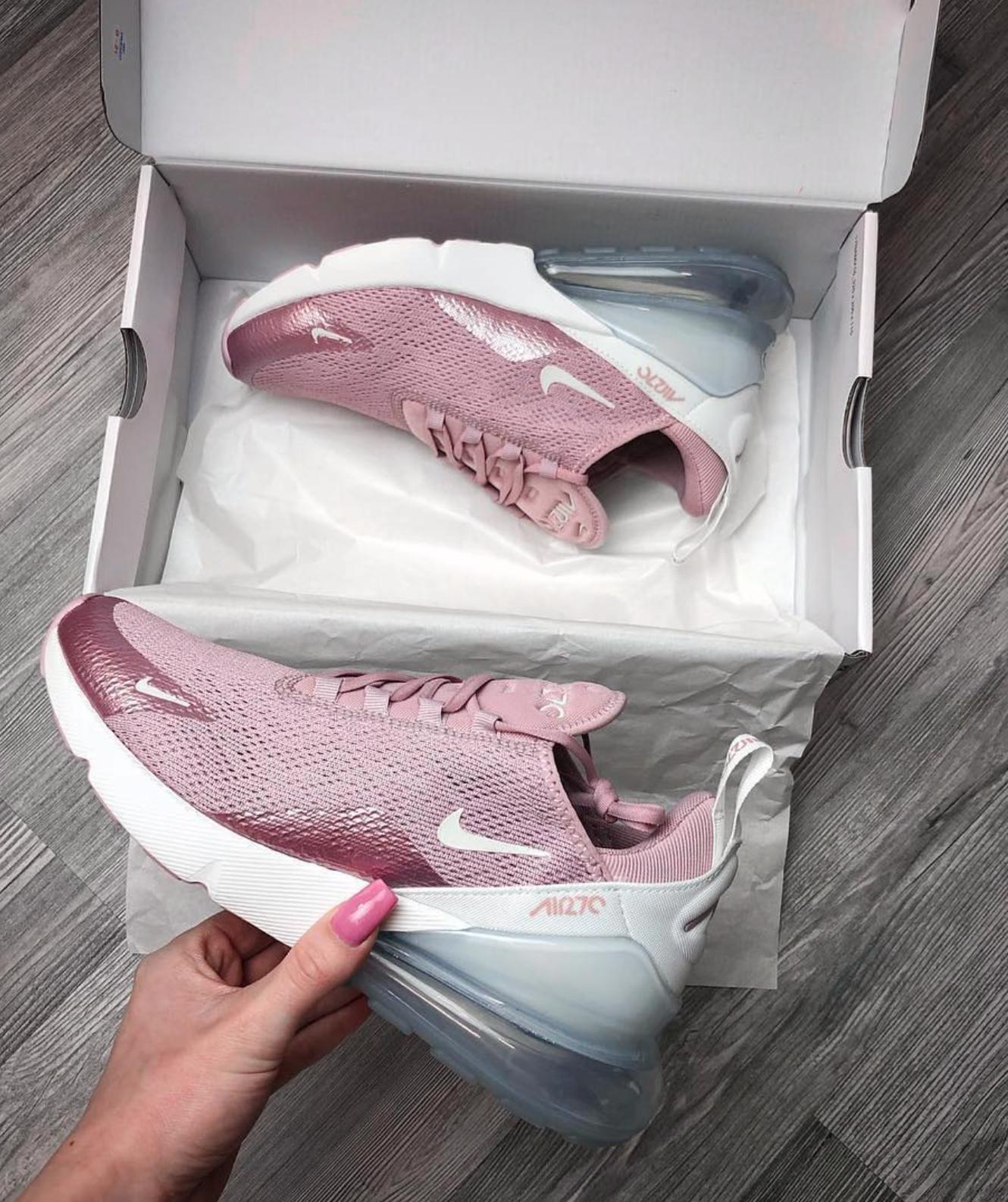 blush pink nike air max